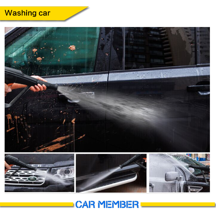 pressure washer for car wash business function