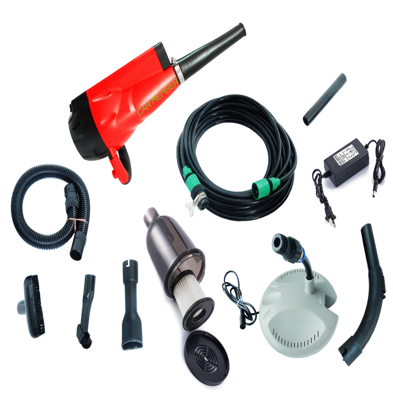 Automatic Car Wash Machine-whole accessories