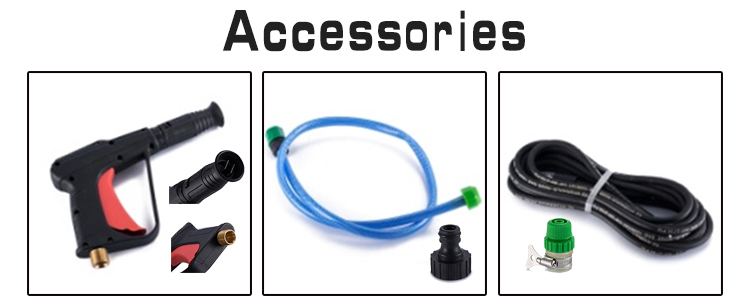 Commercial Car Wash Equipment Accessories