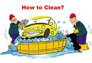 How to clean your car thoroughly?